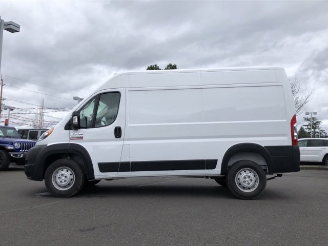2019 ProMaster 1500 High Roof FWD,  Empty Cargo Van #097104 - photo 6