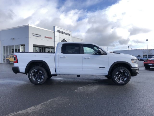 2019 Ram 1500 Crew Cab 4x4,  Pickup #097148 - photo 1