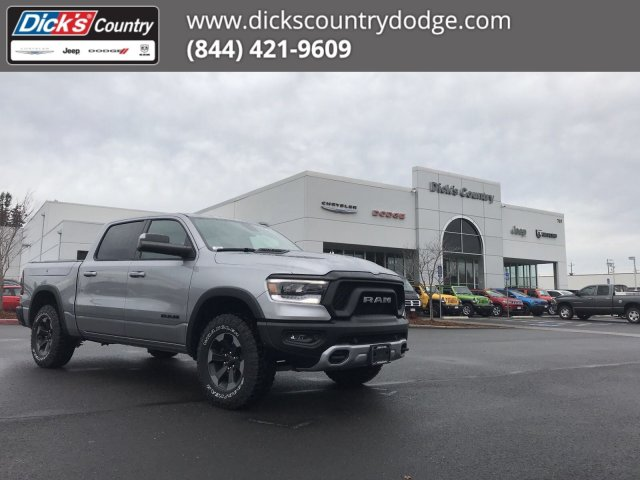 2019 Ram 1500 Crew Cab 4x4,  Pickup #097150 - photo 1
