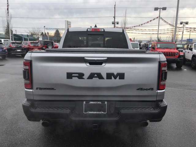 2019 Ram 1500 Crew Cab 4x4,  Pickup #097150 - photo 5