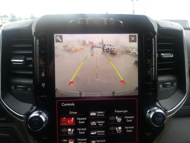 2019 Ram 1500 Quad Cab 4x4,  Pickup #097156 - photo 22
