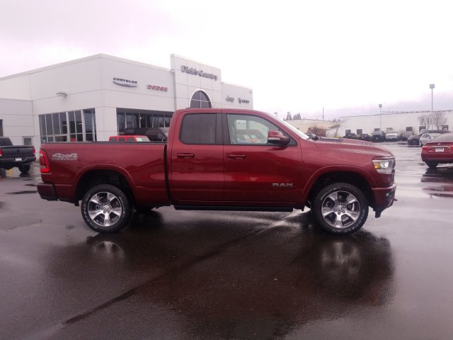 2019 Ram 1500 Quad Cab 4x4,  Pickup #097159 - photo 3