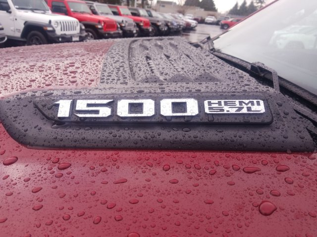 2019 Ram 1500 Quad Cab 4x4,  Pickup #097159 - photo 11