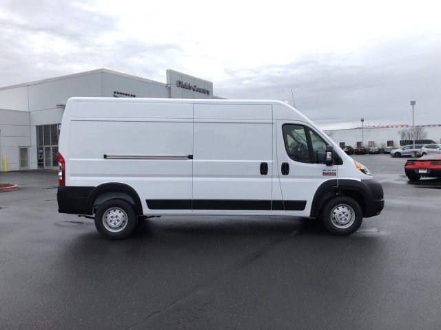 2019 ProMaster 2500 High Roof FWD,  Empty Cargo Van #097161 - photo 3