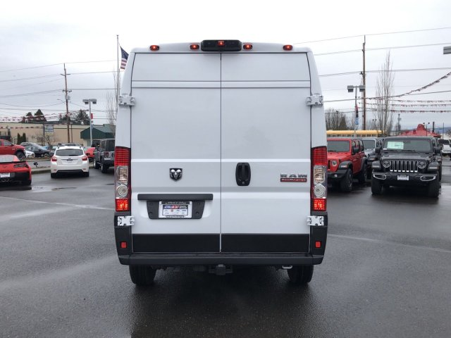 2019 ProMaster 2500 High Roof FWD,  Empty Cargo Van #097161 - photo 7