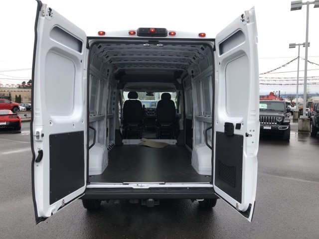 2019 ProMaster 2500 High Roof FWD,  Empty Cargo Van #097161 - photo 2