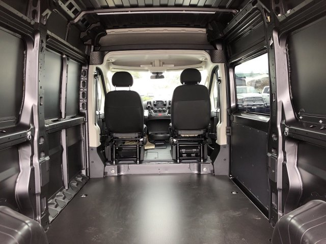 2019 ProMaster 2500 High Roof FWD,  Empty Cargo Van #097162 - photo 2