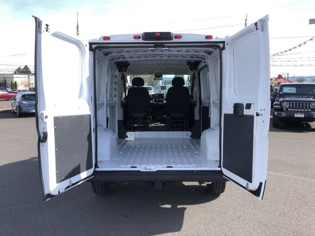2019 ProMaster 1500 Standard Roof FWD,  Empty Cargo Van #097168 - photo 8