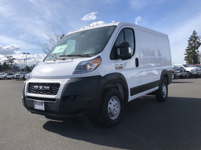2019 ProMaster 1500 Standard Roof FWD,  Empty Cargo Van #097173 - photo 5