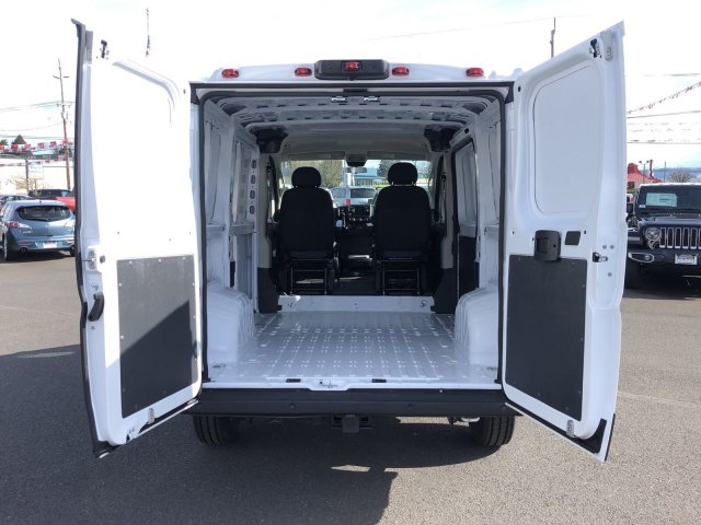 2019 ProMaster 1500 Standard Roof FWD,  Empty Cargo Van #097173 - photo 8