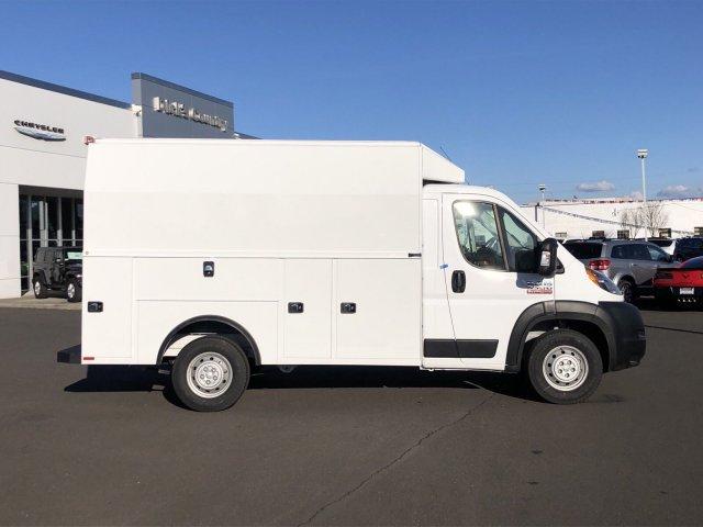 2019 ProMaster 3500 Standard Roof FWD,  Knapheide Service Utility Van #097175 - photo 2