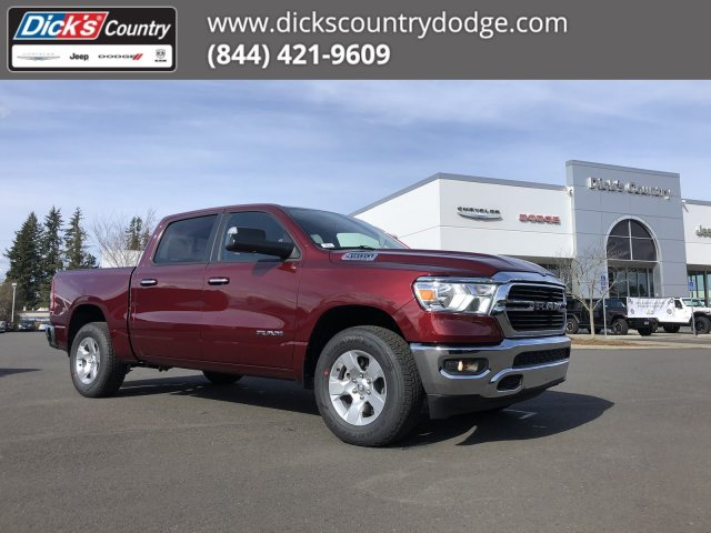 2019 Ram 1500 Crew Cab 4x4,  Pickup #097200 - photo 1
