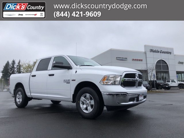 2019 Ram 1500 Crew Cab 4x4,  Pickup #097211 - photo 1
