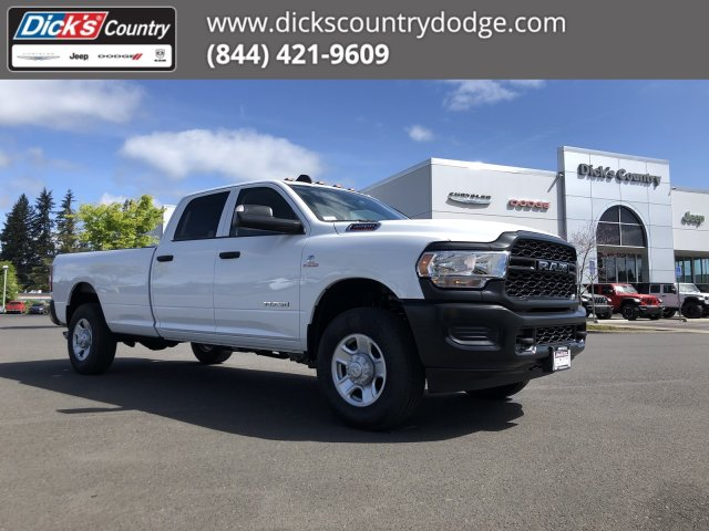 2019 Ram 3500 Crew Cab 4x4,  Pickup #097249 - photo 1