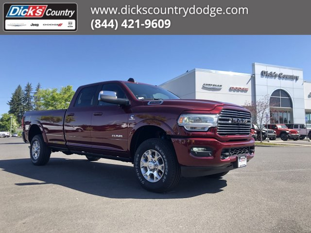 2019 Ram 2500 Crew Cab 4x4,  Pickup #097254 - photo 1