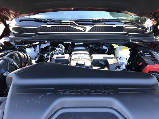2019 Ram 3500 Crew Cab 4x4,  Pickup #097267 - photo 29