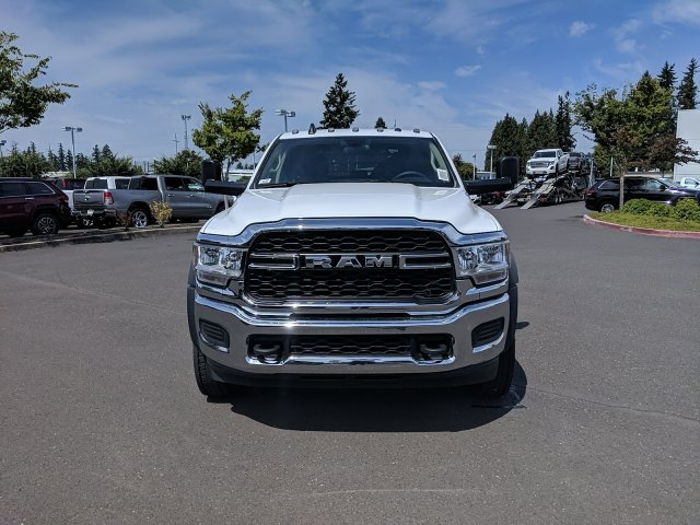 2019 Ram 5500 Crew Cab DRW 4x2, CM Truck Beds RD Model Platform Body #097268 - photo 3