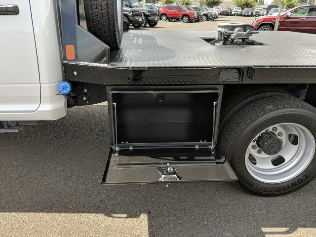 2019 Ram 5500 Crew Cab DRW 4x2, CM Truck Beds RD Model Platform Body #097268 - photo 6
