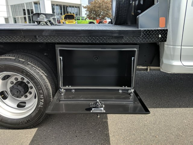 2019 Ram 5500 Crew Cab DRW 4x2, CM Truck Beds RD Model Platform Body #097268 - photo 8