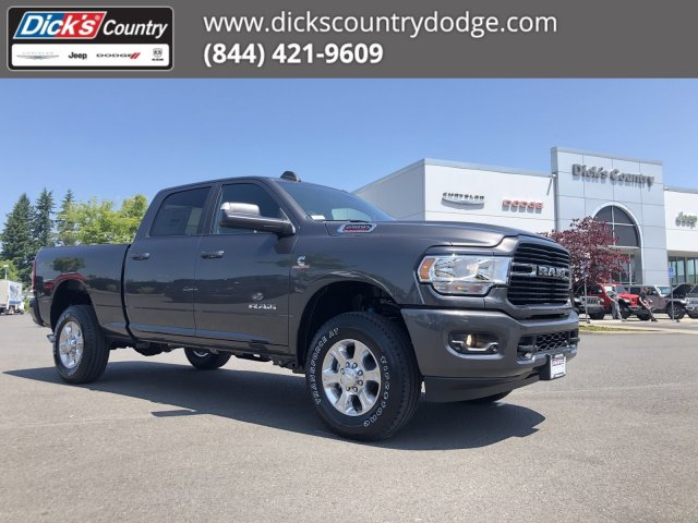 2019 Ram 2500 Crew Cab 4x4,  Pickup #097283 - photo 1