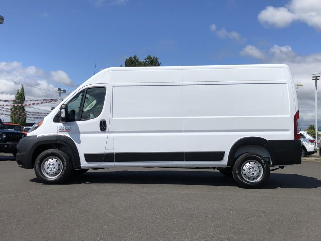 2019 ProMaster 2500 High Roof FWD,  Empty Cargo Van #097291 - photo 6