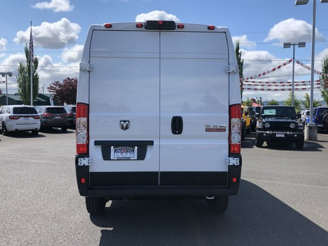 2019 ProMaster 2500 High Roof FWD,  Empty Cargo Van #097291 - photo 7
