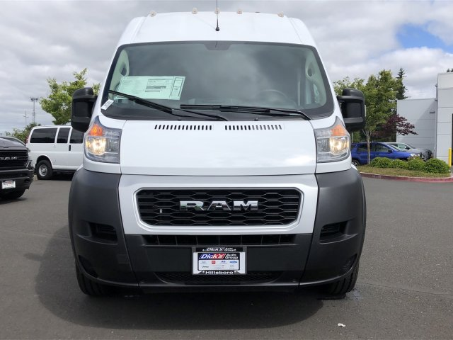 2019 ProMaster 3500 High Roof FWD,  Empty Cargo Van #097299 - photo 4