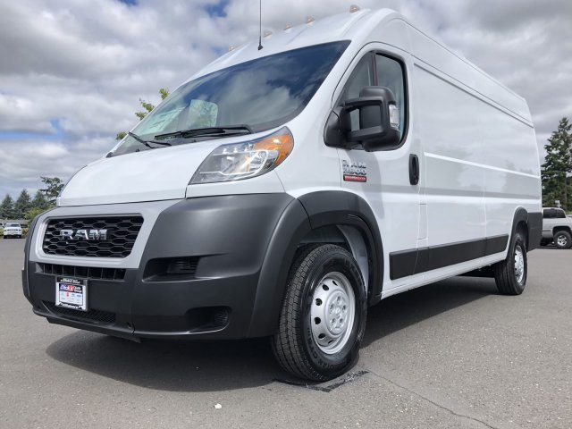 2019 ProMaster 3500 High Roof FWD,  Empty Cargo Van #097299 - photo 5