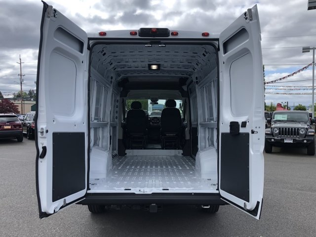 2019 ProMaster 3500 High Roof FWD,  Empty Cargo Van #097299 - photo 8