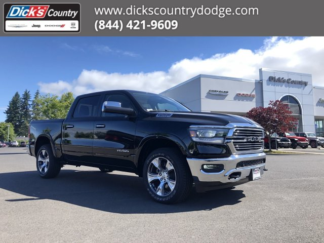 2019 Ram 1500 Crew Cab 4x4,  Pickup #097315 - photo 1