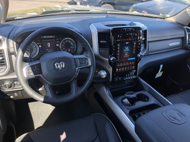 2019 Ram 1500 Crew Cab 4x4,  Pickup #097315 - photo 14