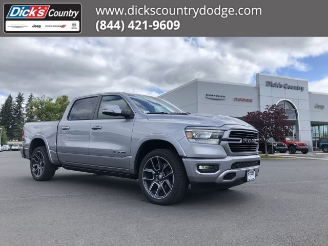 2019 Ram 1500 Crew Cab 4x4,  Pickup #097319 - photo 1