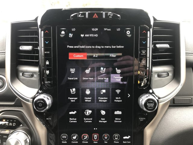 2019 Ram 1500 Crew Cab 4x4,  Pickup #097320 - photo 24