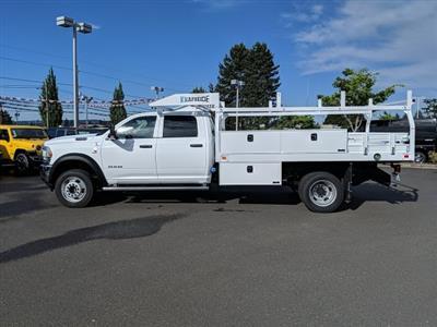 2019 Ram 5500 Crew Cab DRW 4x4,  Knapheide Contractor Body #097325 - photo 5