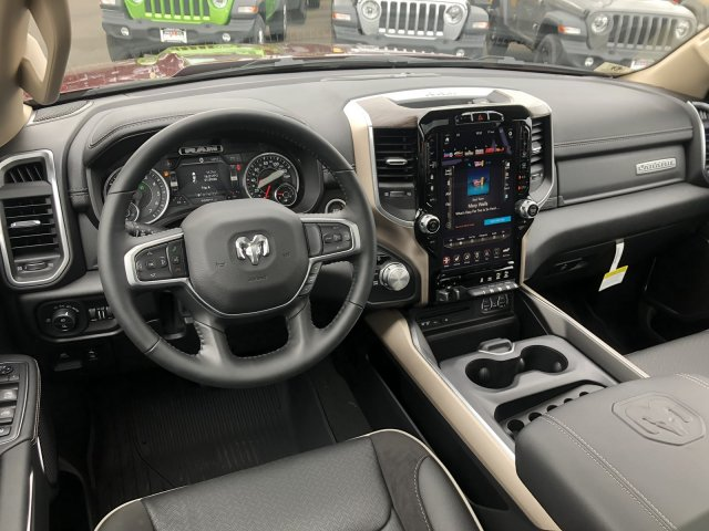 2019 Ram 1500 Crew Cab 4x4,  Pickup #097336 - photo 15
