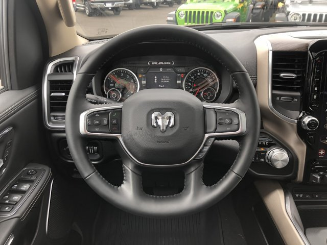 2019 Ram 1500 Crew Cab 4x4,  Pickup #097336 - photo 16