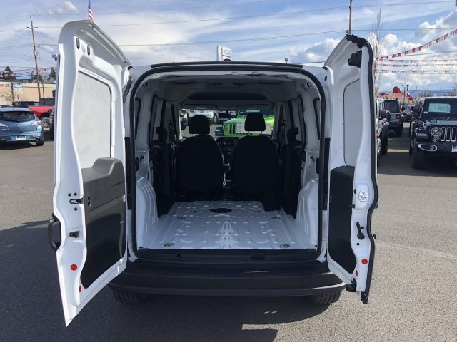 2019 ProMaster City FWD,  Empty Cargo Van #097337 - photo 7
