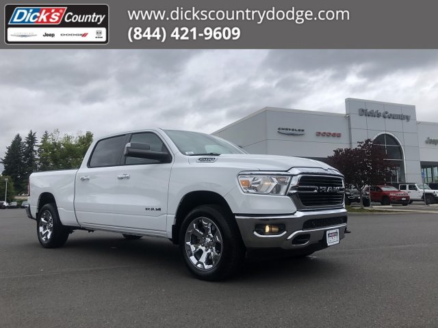 2019 Ram 1500 Crew Cab 4x4,  Pickup #097343 - photo 1