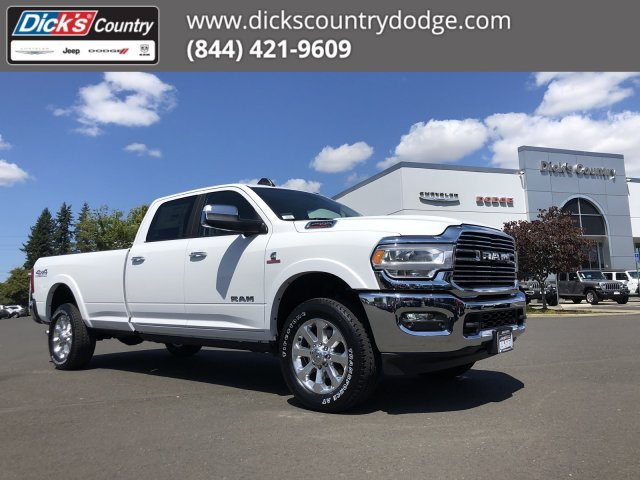 2019 Ram 2500 Crew Cab 4x4,  Pickup #097346 - photo 1