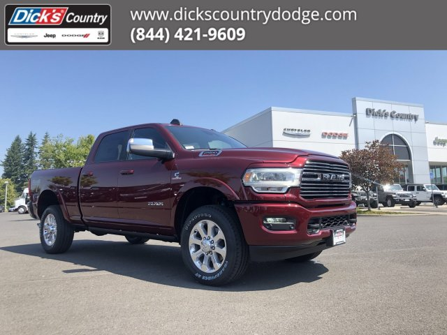2019 Ram 2500 Crew Cab 4x4,  Pickup #097373 - photo 1
