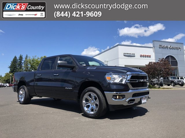 2019 Ram 1500 Crew Cab 4x4, Pickup #097379 - photo 1