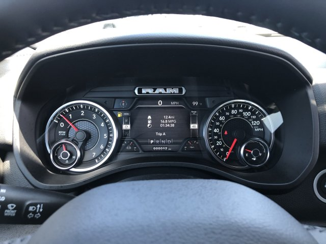 2019 Ram 1500 Crew Cab 4x4, Pickup #097379 - photo 18
