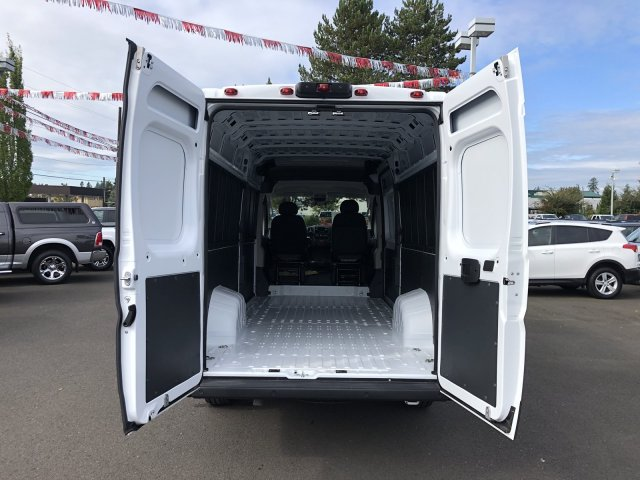 2019 ProMaster 3500 High Roof FWD,  Empty Cargo Van #097427 - photo 1
