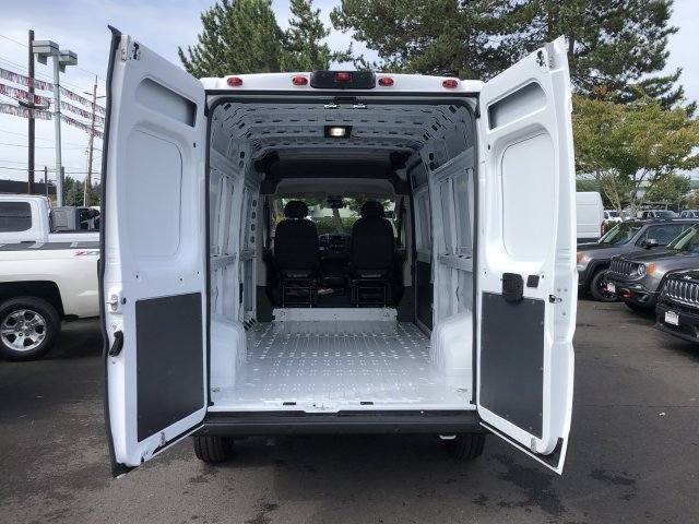 2019 ProMaster 2500 High Roof FWD,  Empty Cargo Van #097432 - photo 1