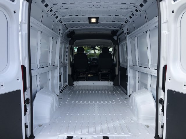 2019 ProMaster 2500 High Roof FWD,  Empty Cargo Van #097436 - photo 1