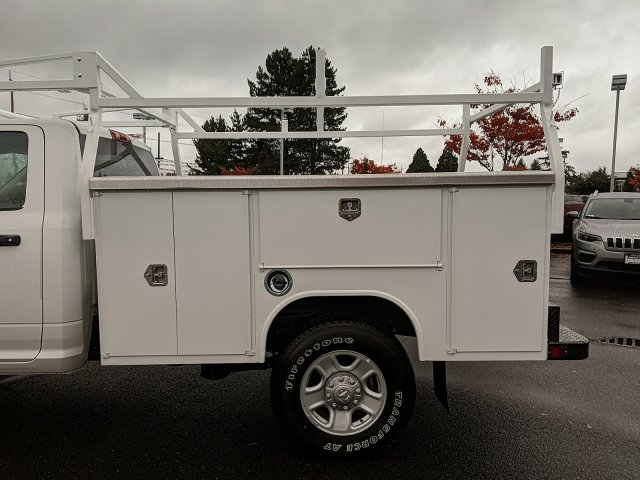 2019 Ram 2500 Regular Cab 4x4, Harbor TradeMaster Service Body #097467 - photo 5
