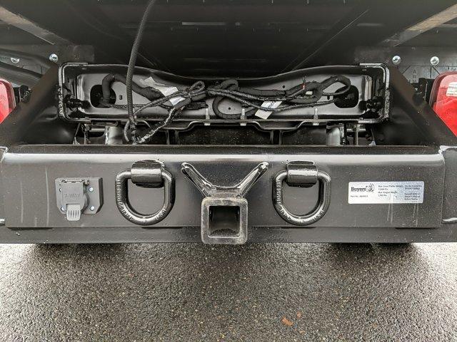 2019 Ram 4500 Regular Cab DRW 4x2, Rugby Platform Body #097470 - photo 4