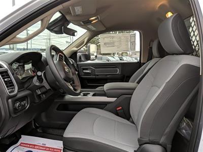 2019 Ram 4500 Regular Cab DRW 4x2, Rugby Platform Body #097470 - photo 9
