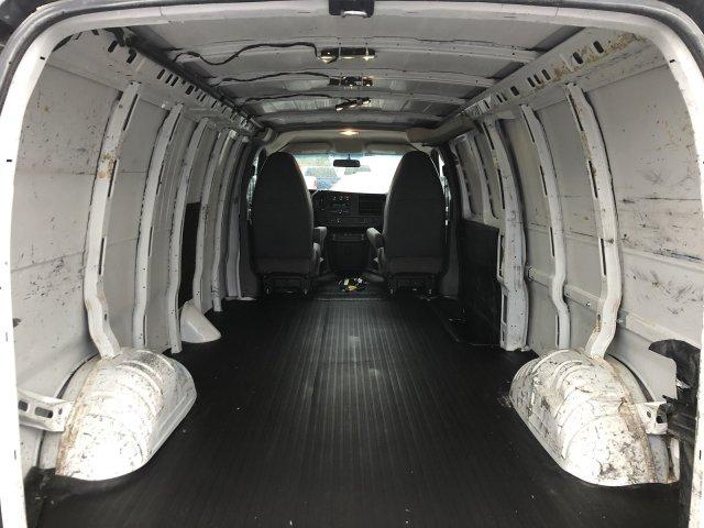 2015 Express 3500 4x2, Empty Cargo Van #097472TA - photo 1