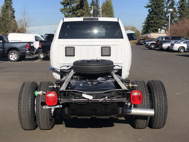 2019 Ram 3500 Regular Cab DRW 4x4, Cab Chassis #097482 - photo 2